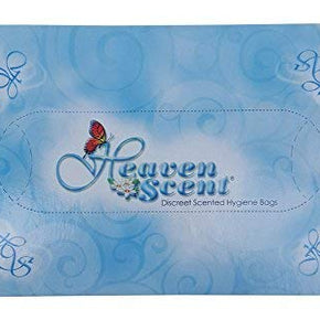 Heaven Scent Scented Hygiene Bags50Ct box