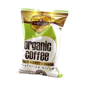 1 POUND GOLD ROAST COFFEE CERTIFIED ORGANIC