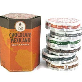 Chocolate Mexicano Classic Collection 6 discs 27 oz each