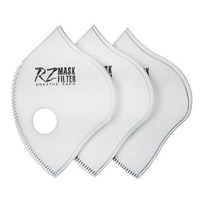 RZ Mask RZ Dust/Pollution Laboratory Tested F2 High-Flo Filters Size Large 3 - Pack