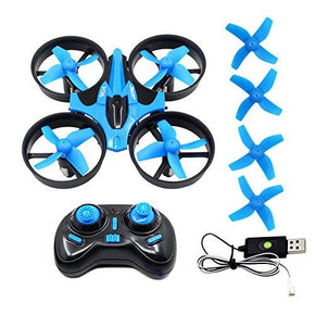 H36 24G 6-AXIS DRONE - Blue
