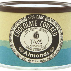 Chocolate Covered Almonds 8 ozcan