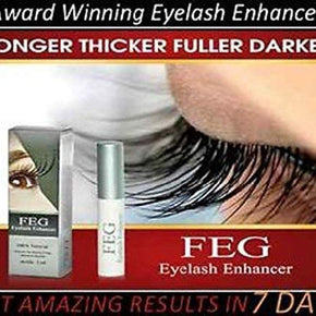FEG Eyelash Enhancer - 3 Pack