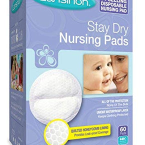 Stay Dry Disposable Nursing Pads 60ct