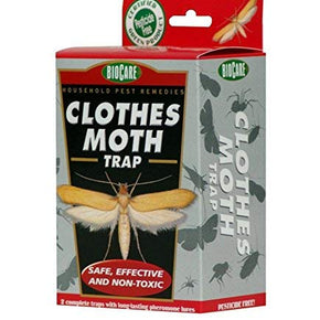 CLOTHES MOTH TRAP JUMBO - 2 Pack