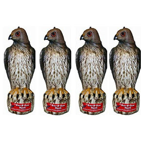 Bird B Gone Hawk - 4 Pack