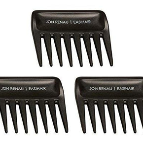 Wide Tooth Comb - 3 Pack
