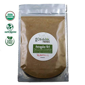 Astragalus OrganicHuang Qi101Extract Powder4oz
