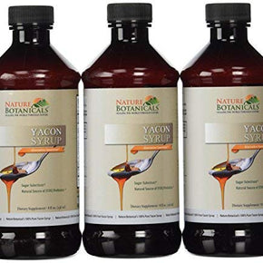 Yacon 8oz 3 pack