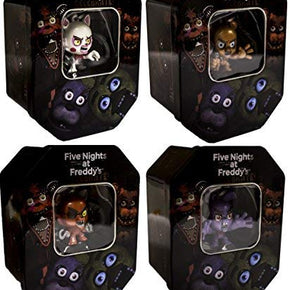 FIVE NIGHTS AT FREDDYS COLLECTOR TIN BOX SET