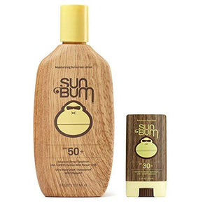 SPF50 Sunscreen LotionSPF30 Face Stick