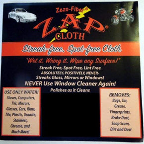 Zap Cloth 3 Pack