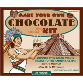 The Make Your Own Chocolate Kit