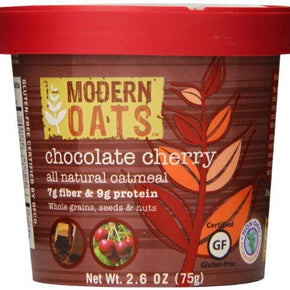 Modern Oats Chocolate Cherry Pack of 12