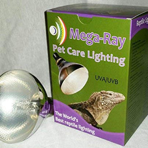 Mega-Ray Mercury Vapor Bulb - 160 Watts