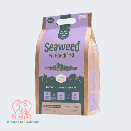 Sustrato Natural Seaweed Eco-Bedding