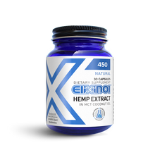 Elixinol Hemp Oil Capsules 450 MG