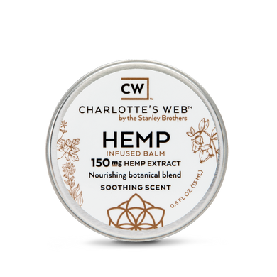 Image of Charlotte's Web Hemp Infused Balm - 150 mg