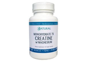 Image of Creatine with Magnesium Capsules