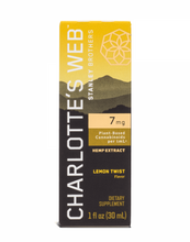 Charlotte's Web 7 MG/ML Oil- 30ml - Lemon Twist