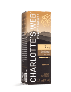 Charlotte's Web 7 MG/ML Oil - 30ml - Olive Oil