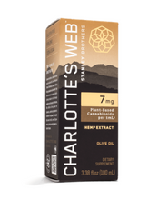 Charlotte's Web 7 MG/ML Oil - 100ml - Olive Oil