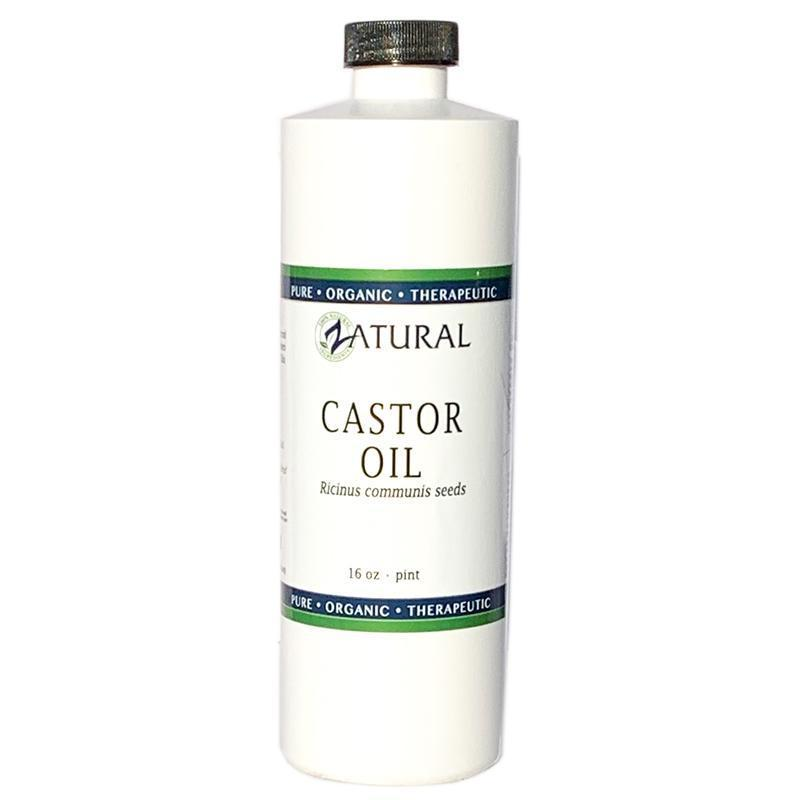 Zatural - Castor Oil Bottle