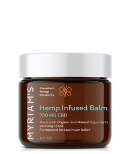 Myriam's Hope 750MG Hemp BALM 60ml