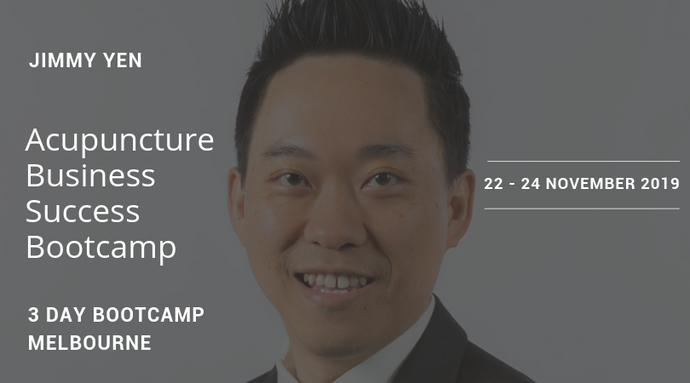 Acupuncture Business Success Bootcamp