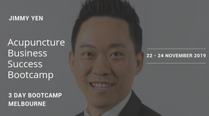Balance Due Acupuncture Business Success Bootcamp