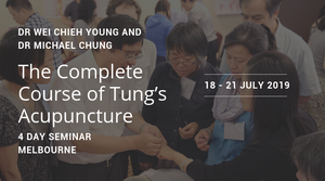 The Complete Course of Tung's Acupuncture