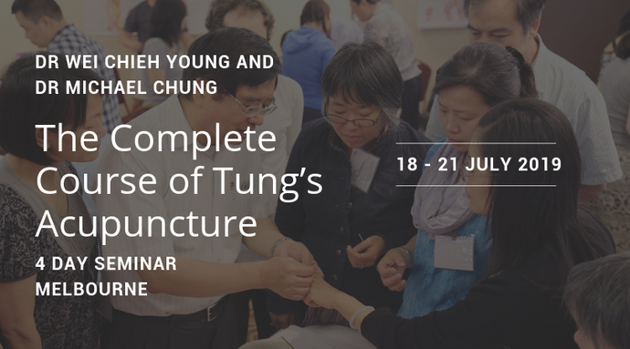 The Complete Course of Tung's Acupuncture Full Payment