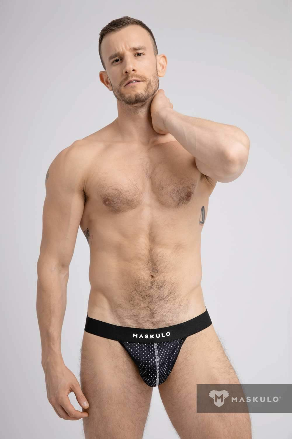 Two-layered Mesh Jockstraps