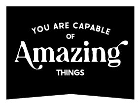 Capable of Amazing Things - Medium Banner