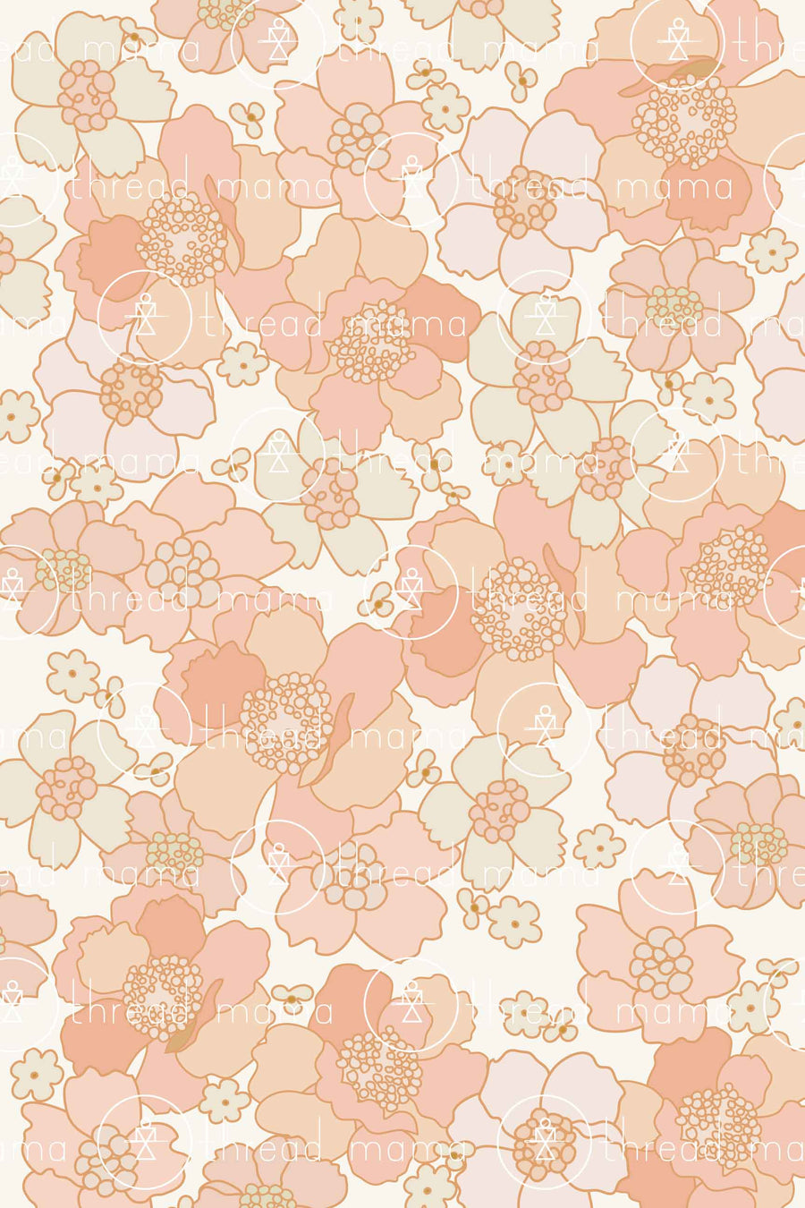 Repeating Pattern #18 (Seamless)