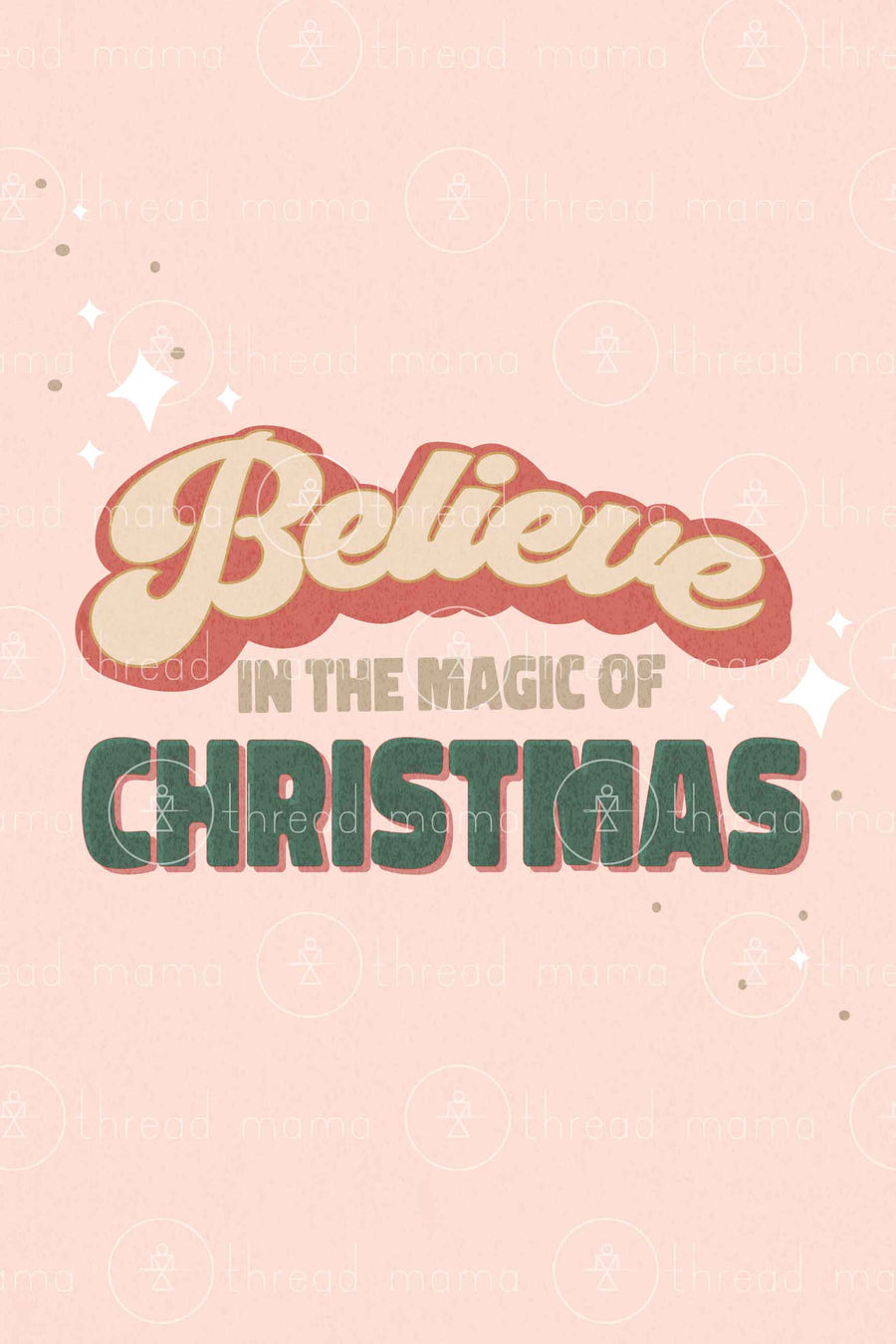 Believe in the Magic (Printable Poster)
