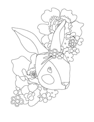Easter Activity Set (coloring pages)
