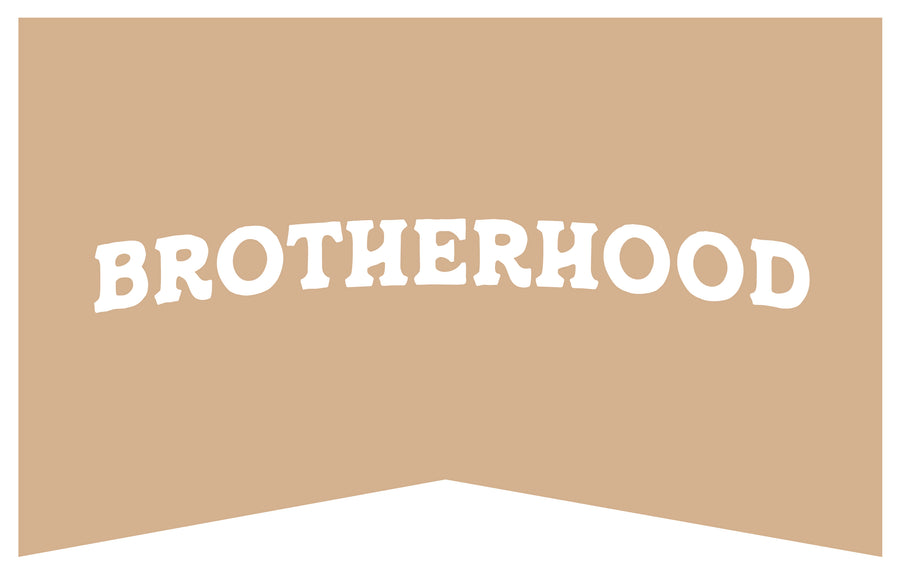 Brotherhood - Large Banner