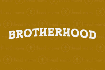 Brotherhood (Printable Poster - 2 color options)