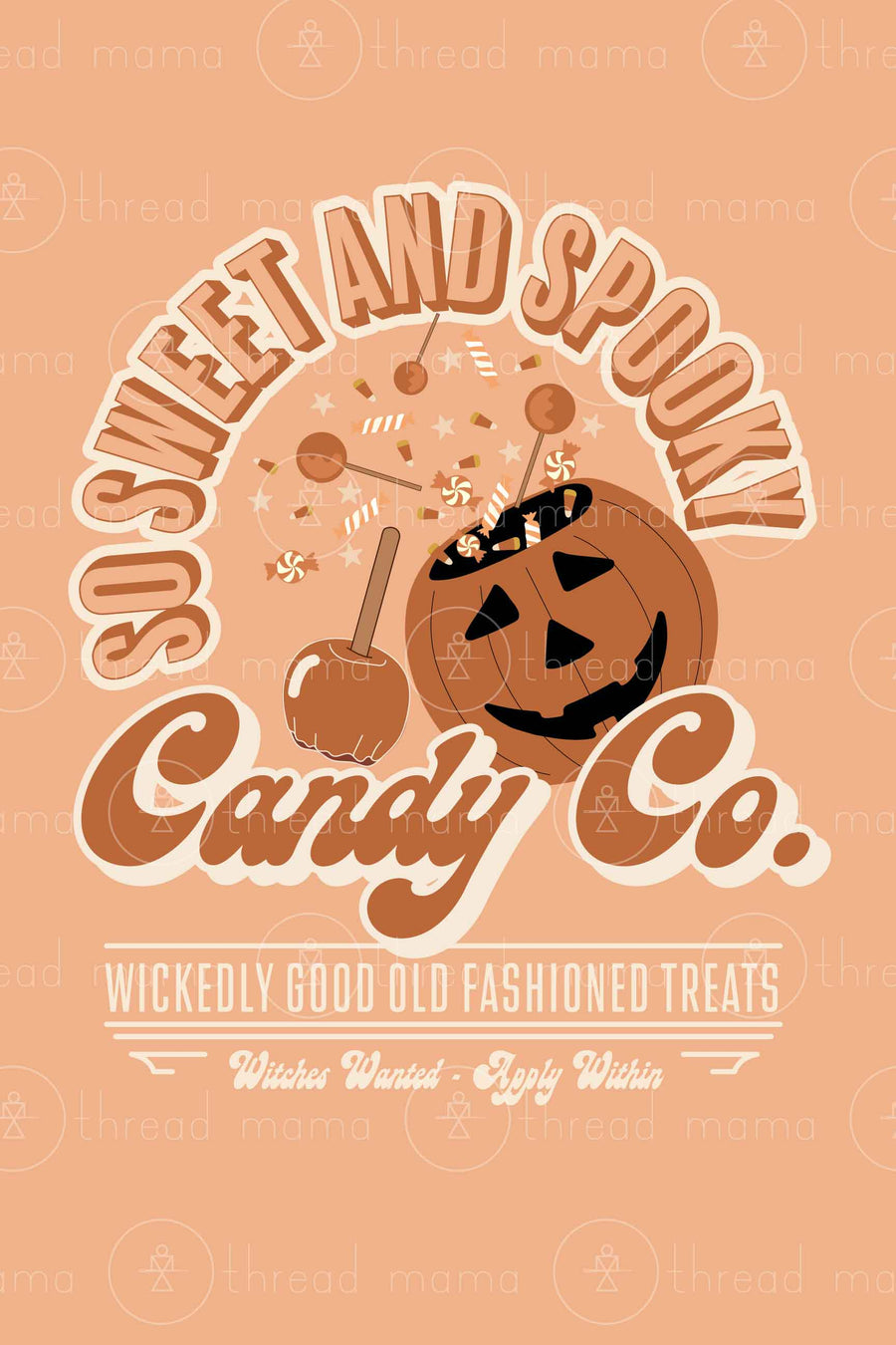 Candy Co (Printable Poster)