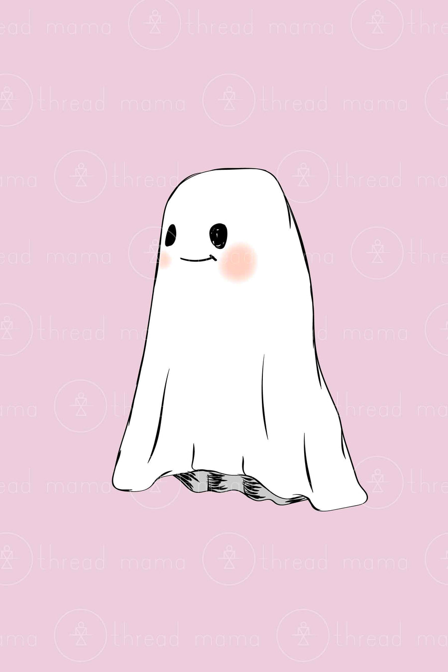 Cute Spook (Printable Poster)