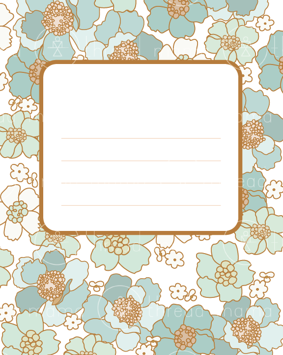 Subject Dividers and Tabs - 16 designs (Printables)
