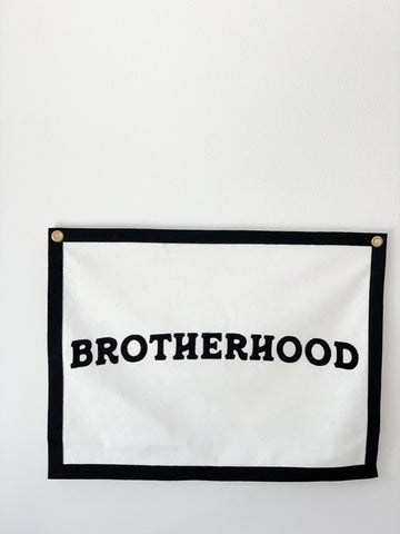 Brotherhood - Medium Banner