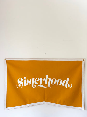 Sisterhood - Large Banner