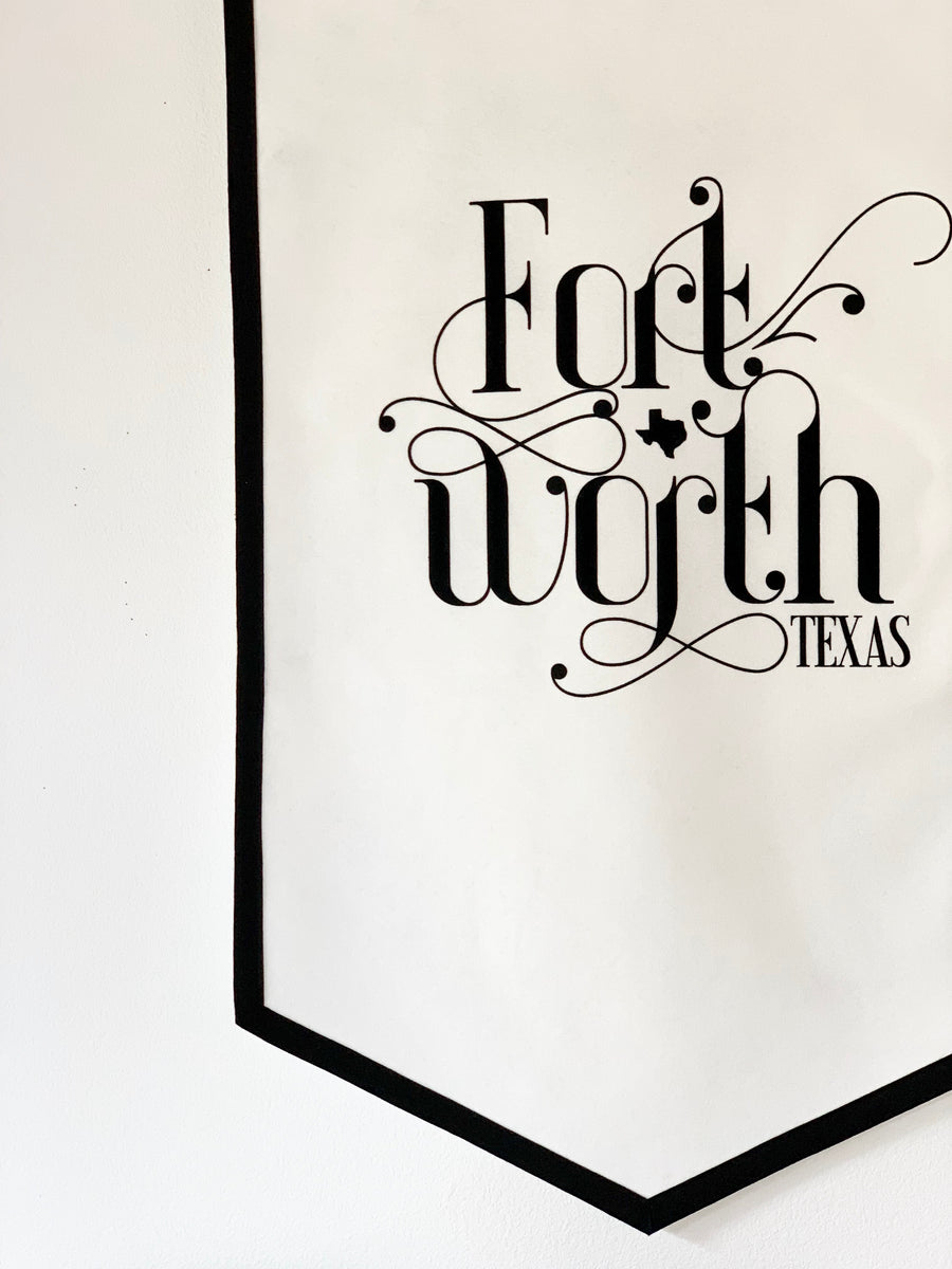 Fort Worth - Large Banner