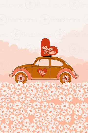 Love Bug (poster collection #2)