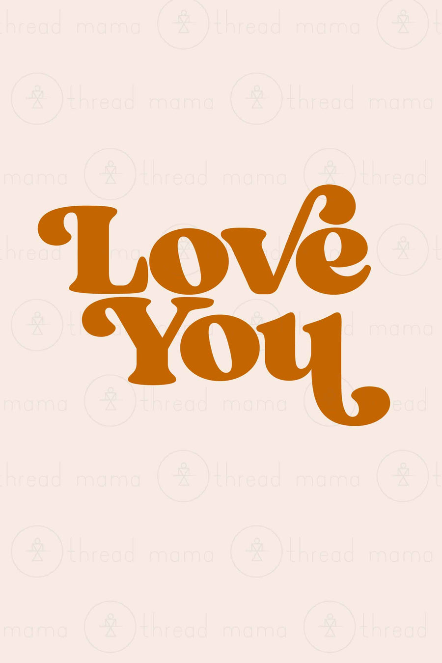 Love You / ForEver (Printable Poster Collection)