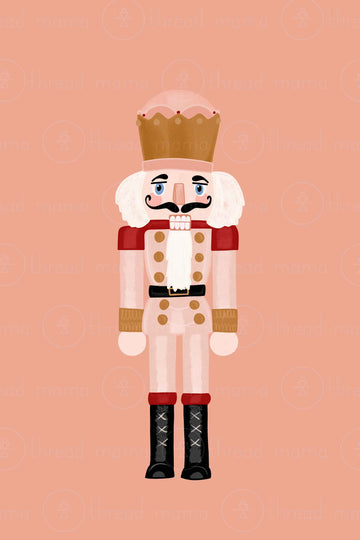 Nutcracker Far - Version 3 (Printable Poster)