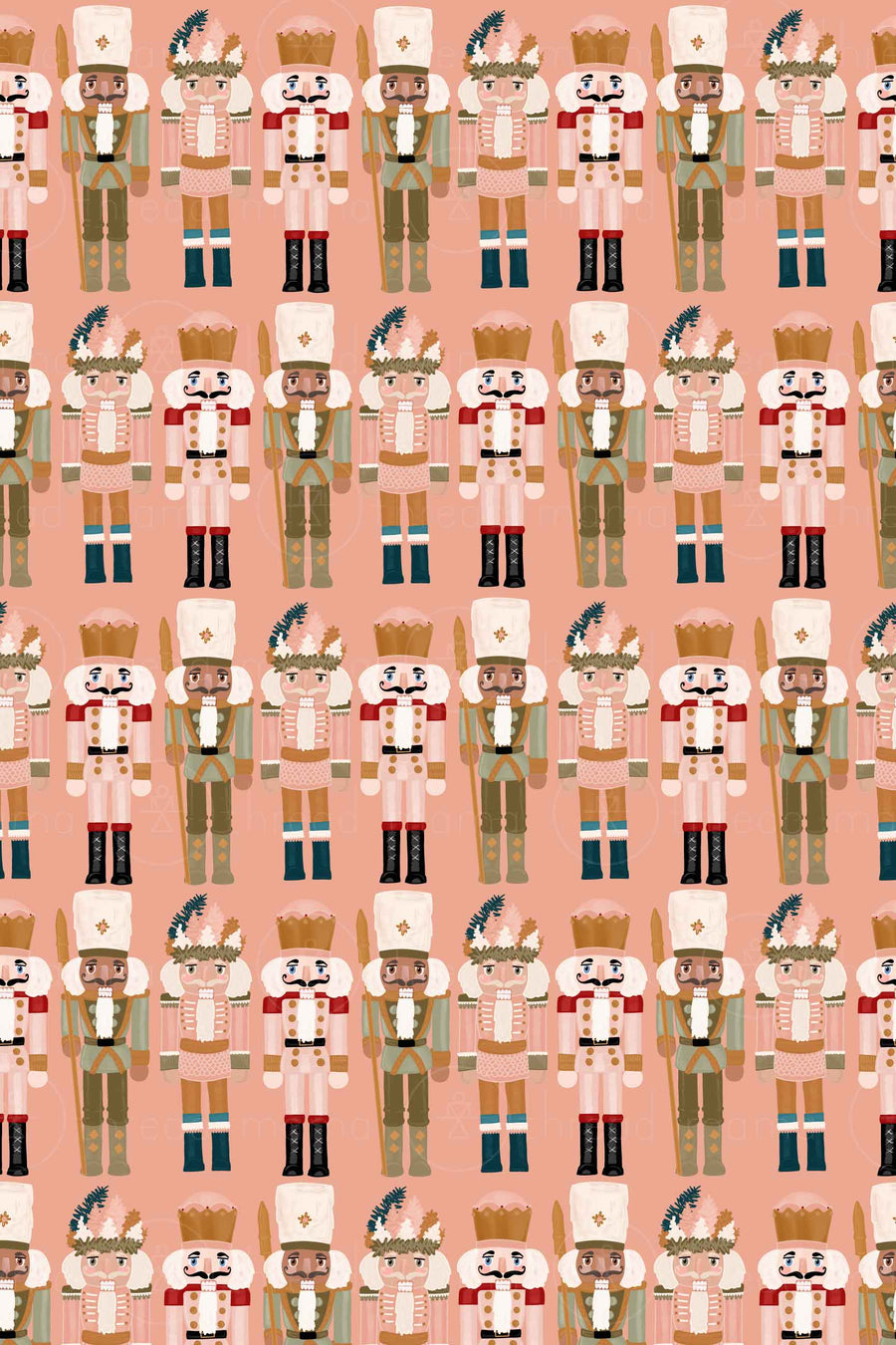 Background Pattern #25 (Printable Poster)