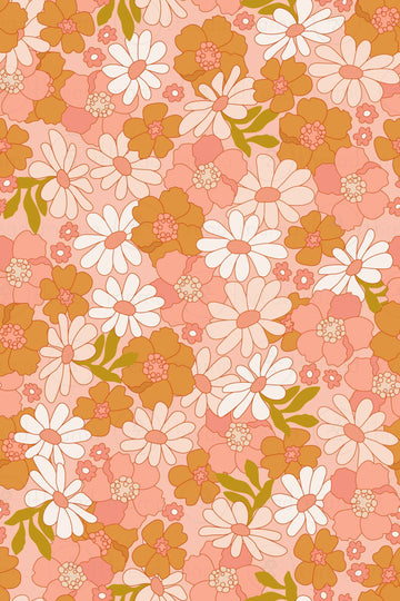 Spring Floral Background Collection (Printable Poster)